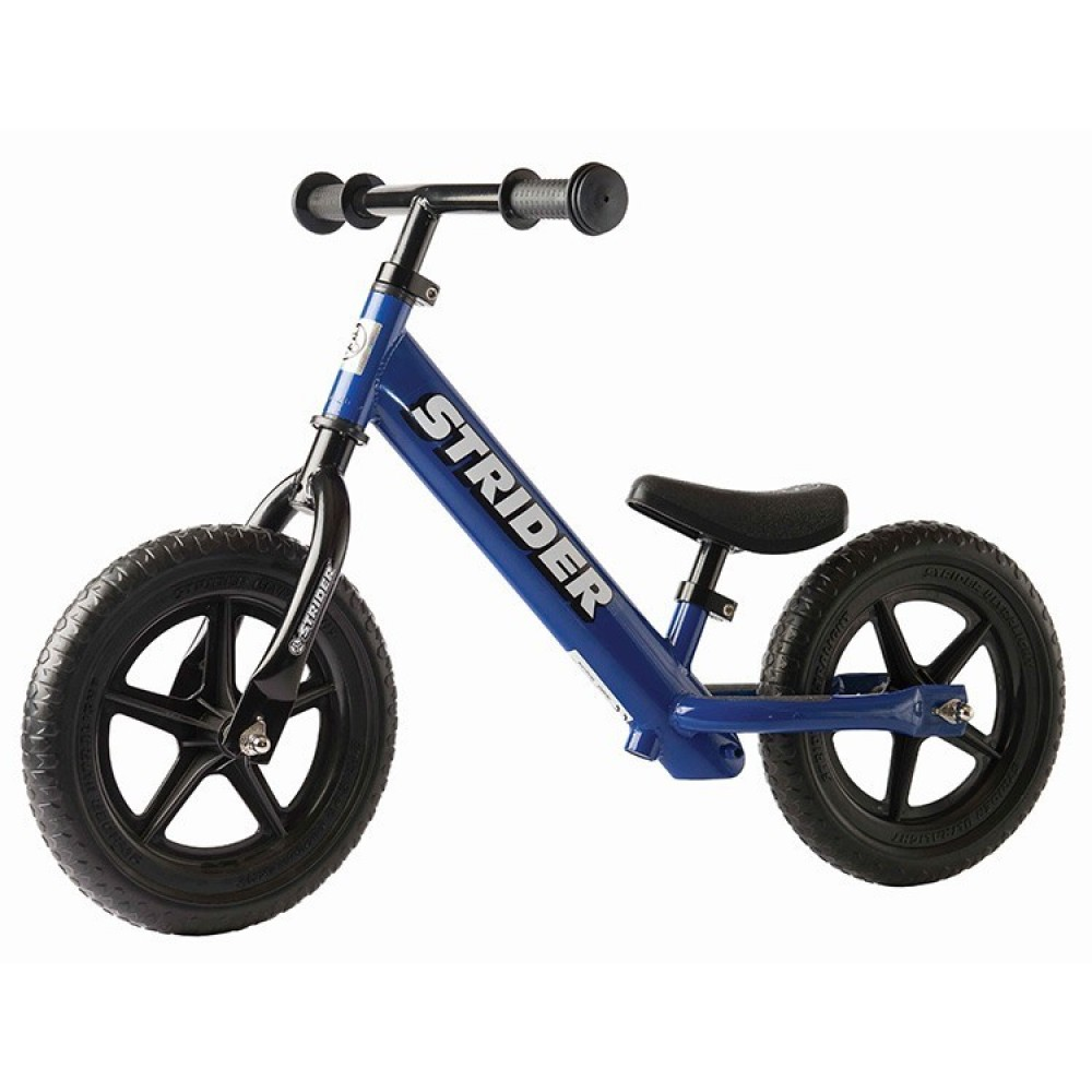 Strider 12 Classic Balance Bike - Blue